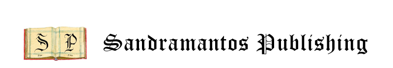Sandramantos Publishing Masthead